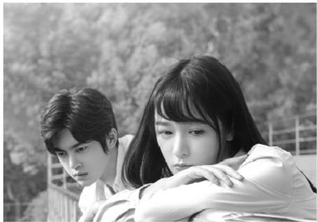 """在《长江七号》中以""""小男孩""""形象出道的徐娇,已经成长为甜美系女孩.图片"""